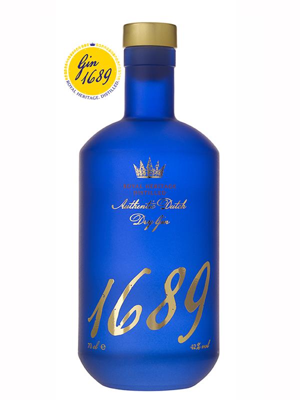Gin 1689 Dutch Dry Gin