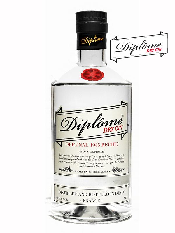 Diplôme London Dry Gin