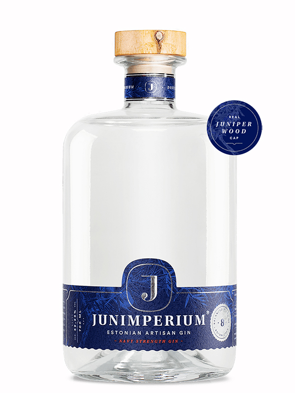 Junimperium Navy Strength Gin