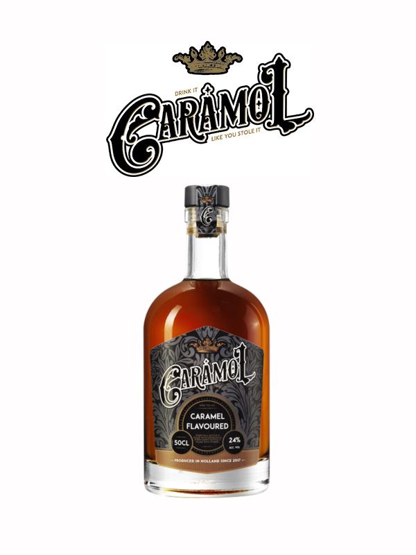 Caramol – Caramel Flavoured Vodka Spirit